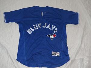 New Kevin Pillar Toronto Blue Jays Jersey Sz Large