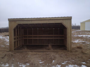 8x16 horse shelters
