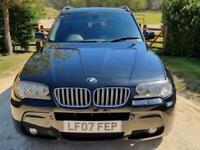 2010 BMW X3 3.0 sd M Sport Auto 4WD 5dr SUV Diesel Automatic