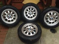 alloys lovely wheels or just tyres 195/65 r15 91h