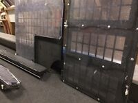 Mercedes Vito dog cage / cell door