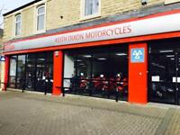 16 REG YAMAHA YBR 125 WITH ONLY 255 MILES ONE OWNER FROM NEW IMMACULATE