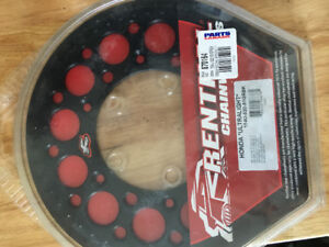 Renthal ultralight sprocket for Honda CRF