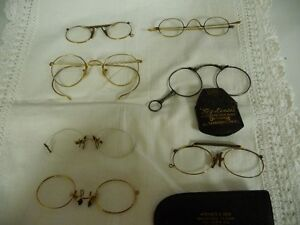 ANTIQUE OPITICAL EYEGLASS  FRAMES North Shore Greater Vancouver Area image 1