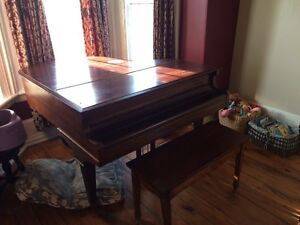 Willis Montreal Baby Grand Piano Kingston Kingston Area image 3