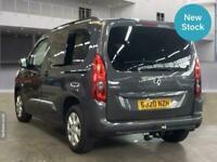 2020 Vauxhall COMBO LIFE 1.5 Turbo D Energy 5dr - MPV 7 Seats MPV Diesel Manual