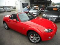 Mazda MX-5 I ROADSTER (true red) 2009