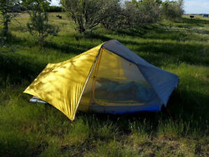 The North Face 02 tent – 2 persons, 3 season, ultra lightweight