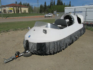 2008 Hovertrek Model 1874 Hovercraft