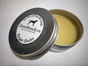 Doggo Balm Organic Pet Paw and Nose Wax Balm
