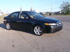 2005 Acura TL CUIR/TOIT OUVRANT / AUTOMATIQUE