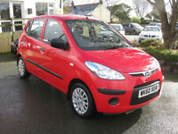 2010/60 Hyundai i10 1.2 Classic 5dr £30 Tax~Low Insurance Group.