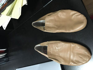 Bloch Jazz Shoes Girls Size 1.5 & Character Size 2