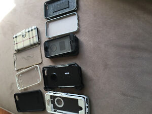 VARIOUS IPHONE 5/5S/6/6S cases