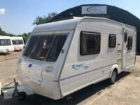 2003 Bailey Ranger 5 berth Caravan