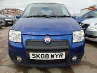 2008 Fiat Panda 1.4 16v 100HP petrol full service year mot brilliant little car