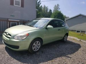 2007 Hyundai Accent $2700