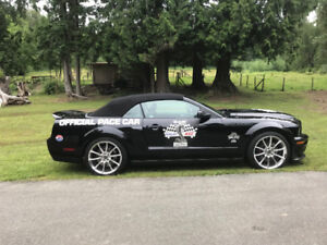 2007 Shelby Supersnake 427 Pace Car convertible