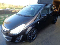 Vauxhall/Opel Corsa 1.2i 16v ( 85ps ) ( a/c ) 2011.5MY Excite