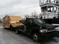 GMC C4500 top kick tow truck wrecker