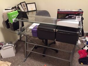 Moving sale.  Desk must go