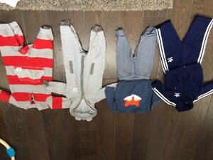 Huge pkg of Baby boy clothes 6-9 mon and 6-12mon