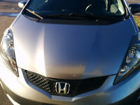 2010 Honda Fit for sale / a vendre