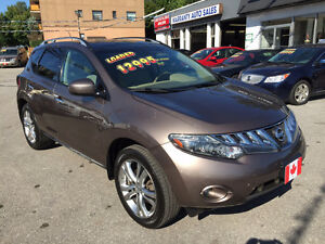 2009 Nissan Murano LE AWD TOURING SUV...LOADED..NAVI..MINT COND.