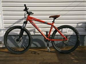 2006 Kona Scrap hardtail mountin bike. XL frame.