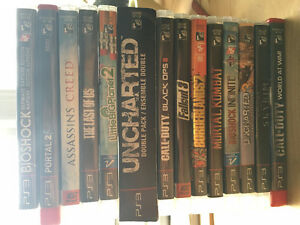 PS3 Playstation 3 Games Kitchener / Waterloo Kitchener Area image 1