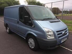 2008 Ford Transit 2.2TDCi METALLIC BLUE COMPLETE WITH M.O.T AND WARRANTY