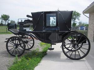 landau carriage
