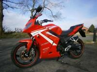 DAELIM ROADSPORT VJ125, NOW 2199.00, SAVE 500.00