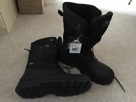 Trespass men's snow boots
