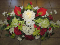 Flowers for Cemetery Services