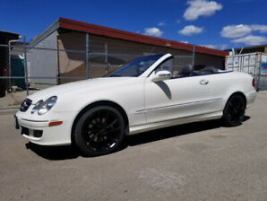 2006 Mercedes Benz CLK350