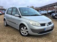 Renault Scenic Dynamique 1.6 VVT MPV Warranty & Delivery available PX Welcome