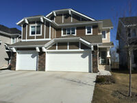 Walkout Duplex at Starling Big Lake NW Edmonton