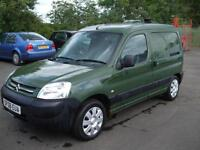.2008/08 Citroen Berlingo 1.6HDi 600XTR VAN GUN AND DOG VAN