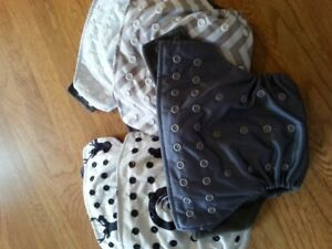 Cloth pocket diapers!
