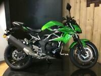 2021 Kawasaki Z125 BR125LMFNN 21MY Petrol Manual