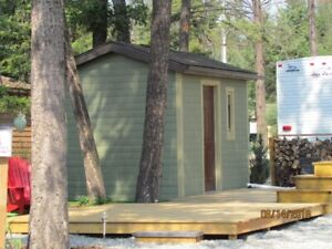 Valley's Edge Resort - Titled RV lot 167 for sale