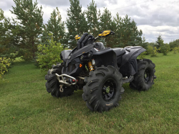 Used 2009 Can-Am Renegade X