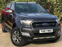 2018 Ford Ranger 3.2 Wildtrak Auto 4 door Pick Up