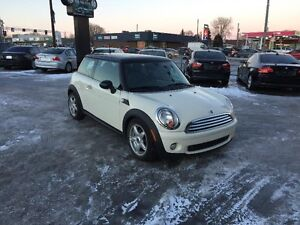 Mini Cooper Hardtop CUIR-TOIT-AUTOMATIC-IMPECABLE 2008