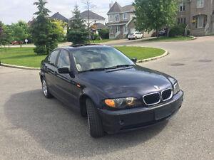 BMW 325xi 2003 - TRES BON ETAT