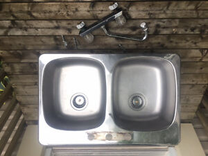 Stainless Steal Great Condition Kitchen Sink