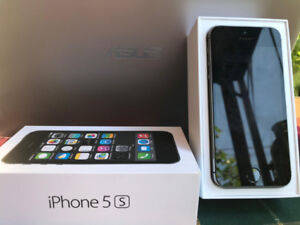 IPHONE 5S -32GB DÉVÉROUILLÉ-UNLOCKED***$195.00