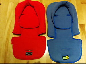 Stroller Seat Pads by Valco