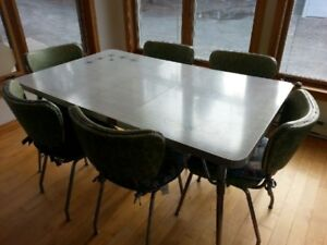 1960s - 8 piece Dining Room set for sale